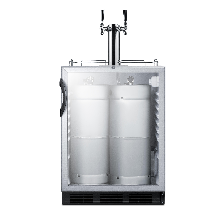 Summit Appliance SBC56GBIADA draft beer cooler