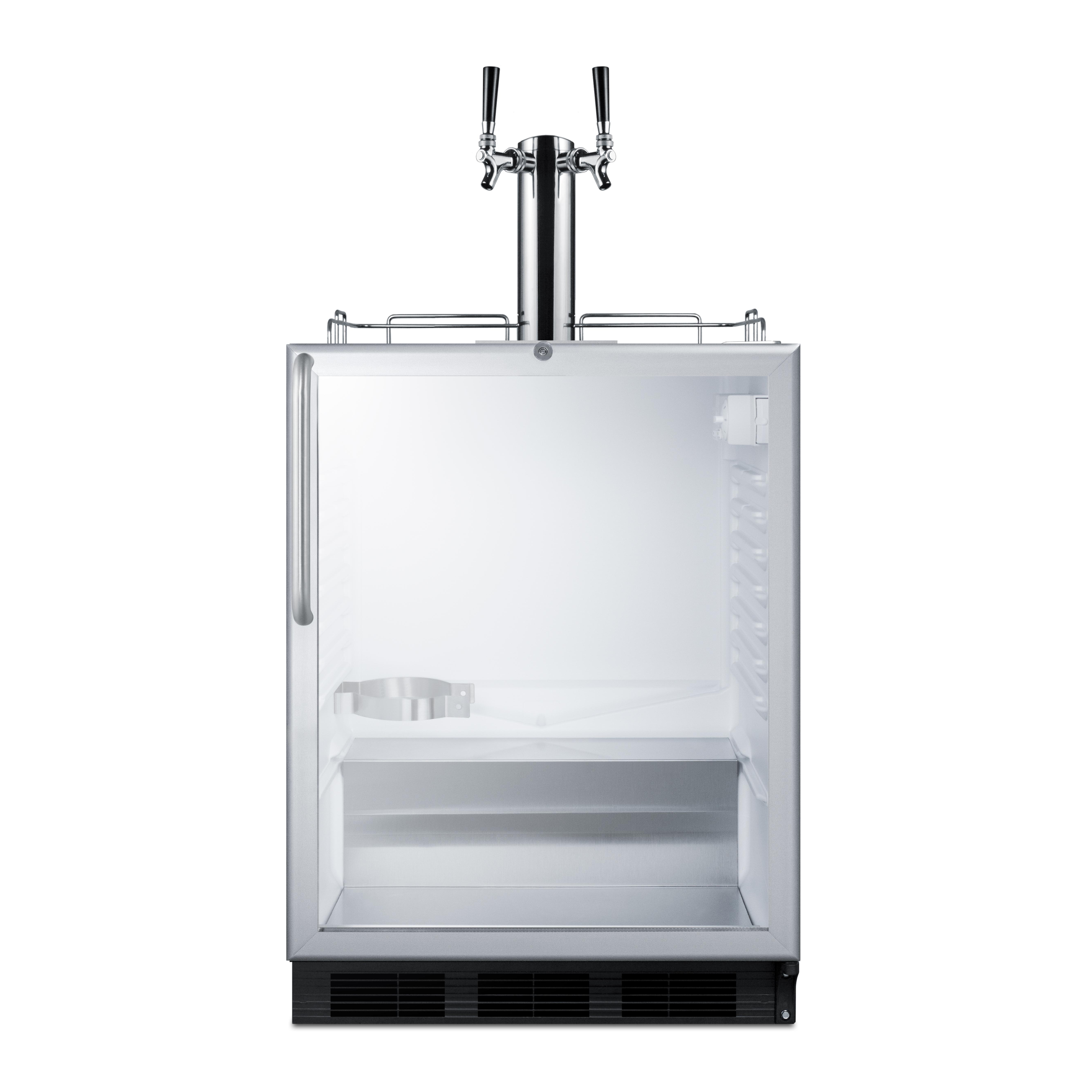 Summit Appliance SBC56GBICSSADA draft beer cooler