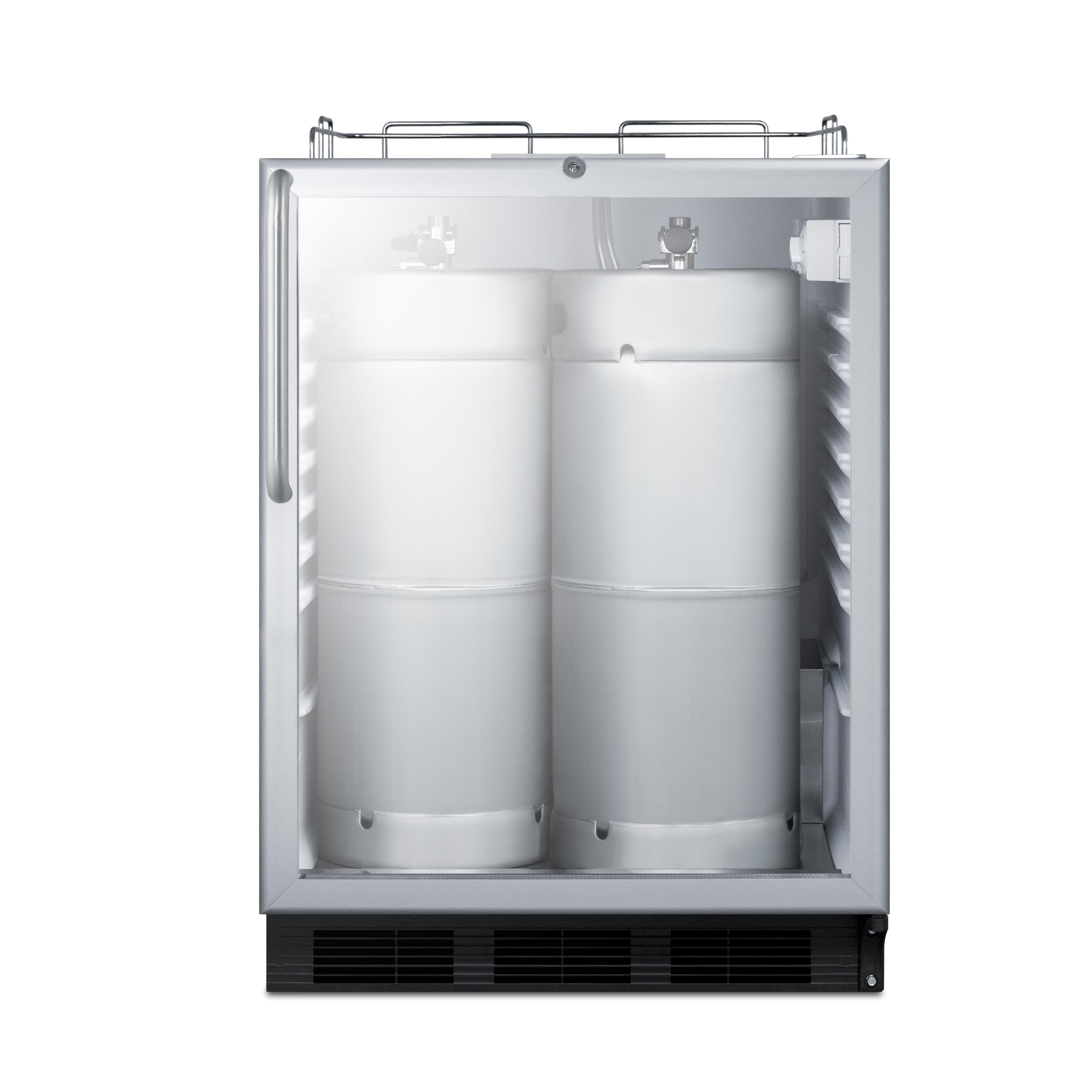 Summit Appliance SBC56GBINKCSSADA draft beer cooler