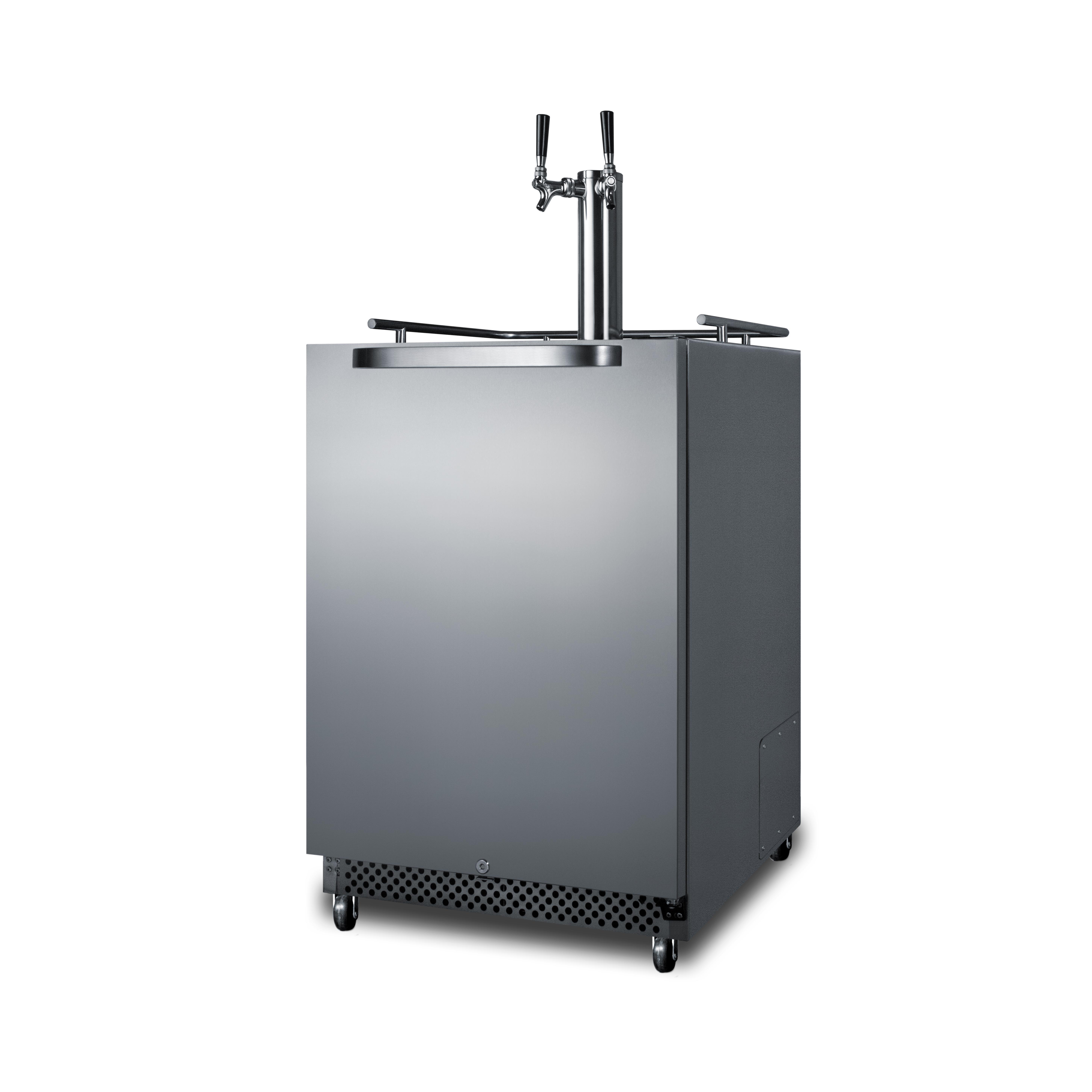 Summit Appliance SBC695OSTWIN draft beer cooler