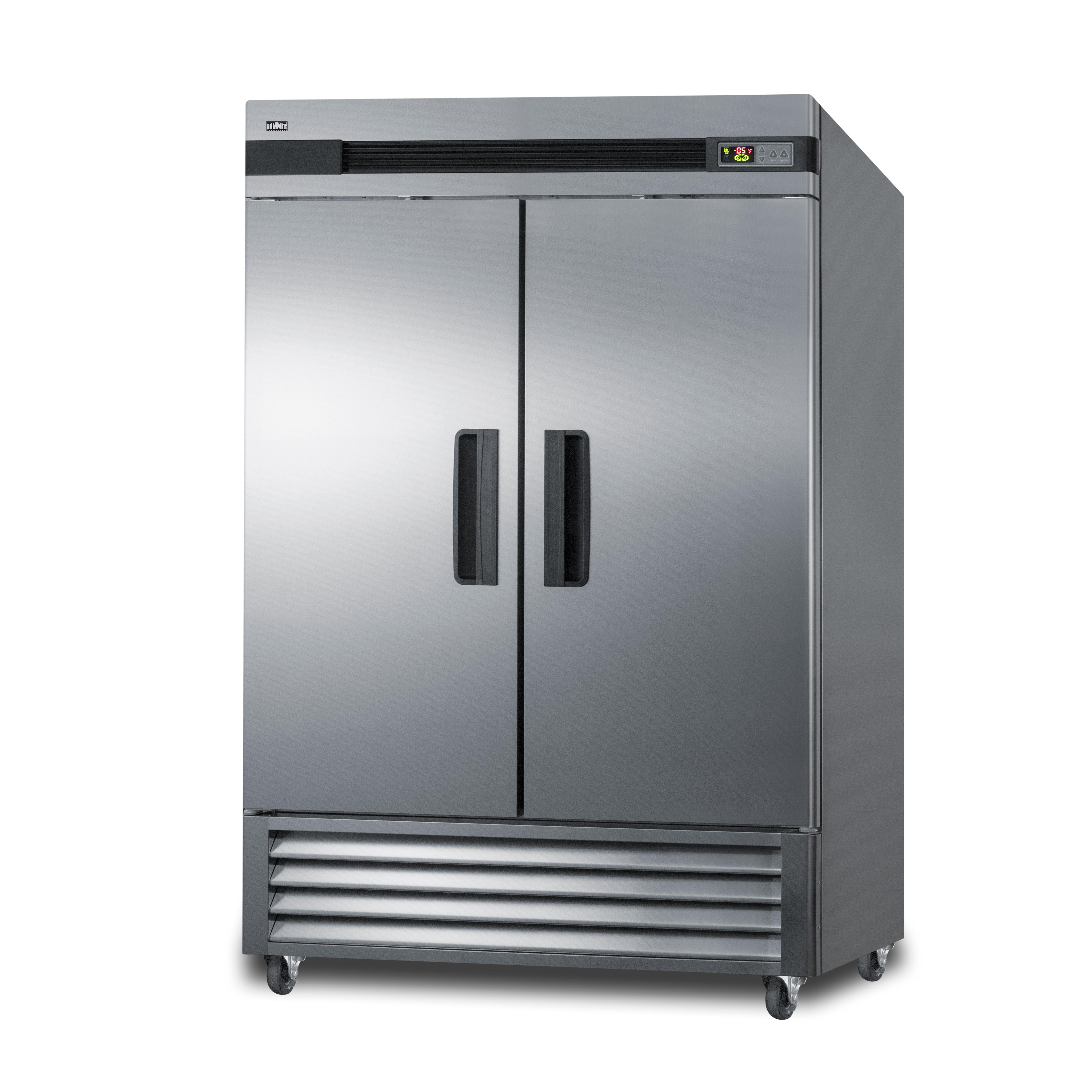Summit Appliance SCFF497 freezer, reach-in