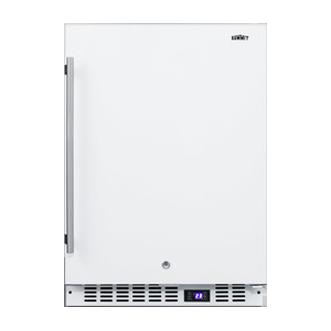 Summit Commercial SCFF52W freezer, undercounter, reach-in