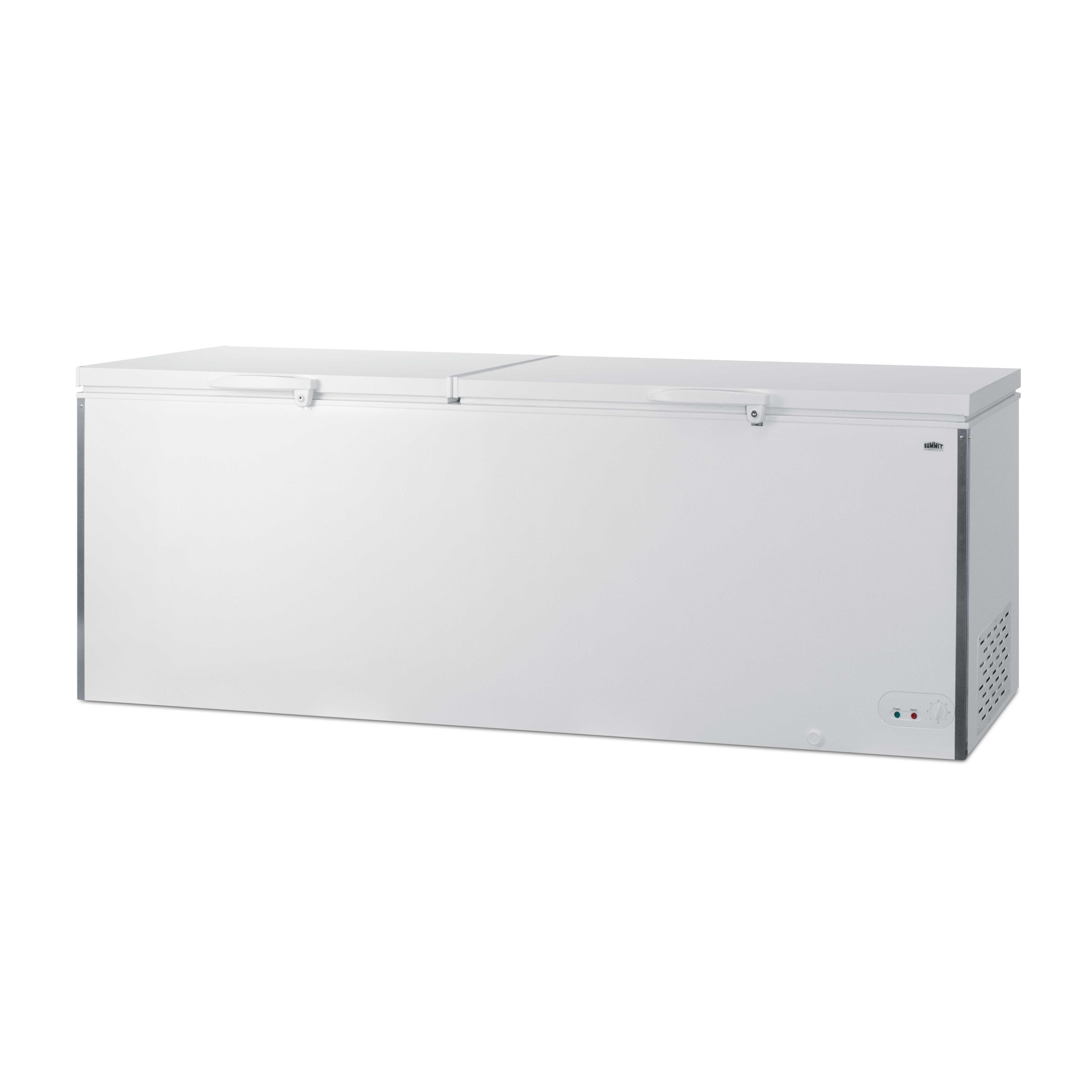 Summit Appliance SCFM252W chest freezer