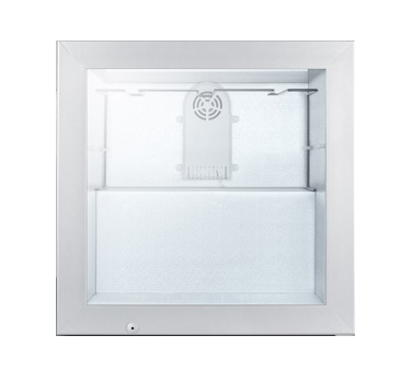 Summit Appliance SCFU386VK freezer, merchandiser, countertop