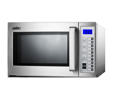 Summit Appliance SCM1000SS microwave oven