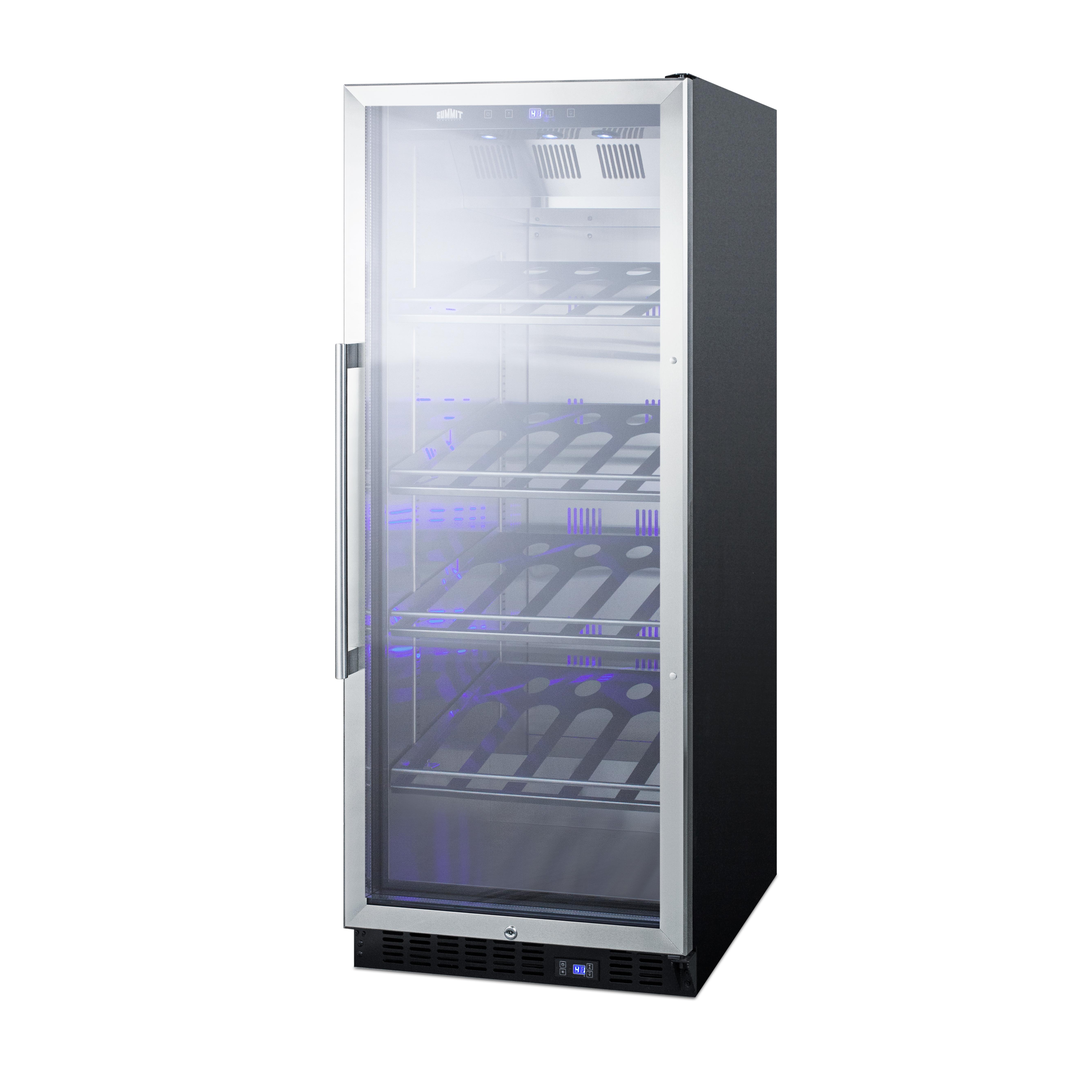 Summit Appliance SCR1156CH wine cellar cabinet