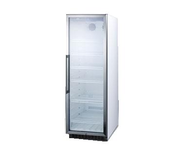 Summit Appliance SCR1400W refrigerator, merchandiser