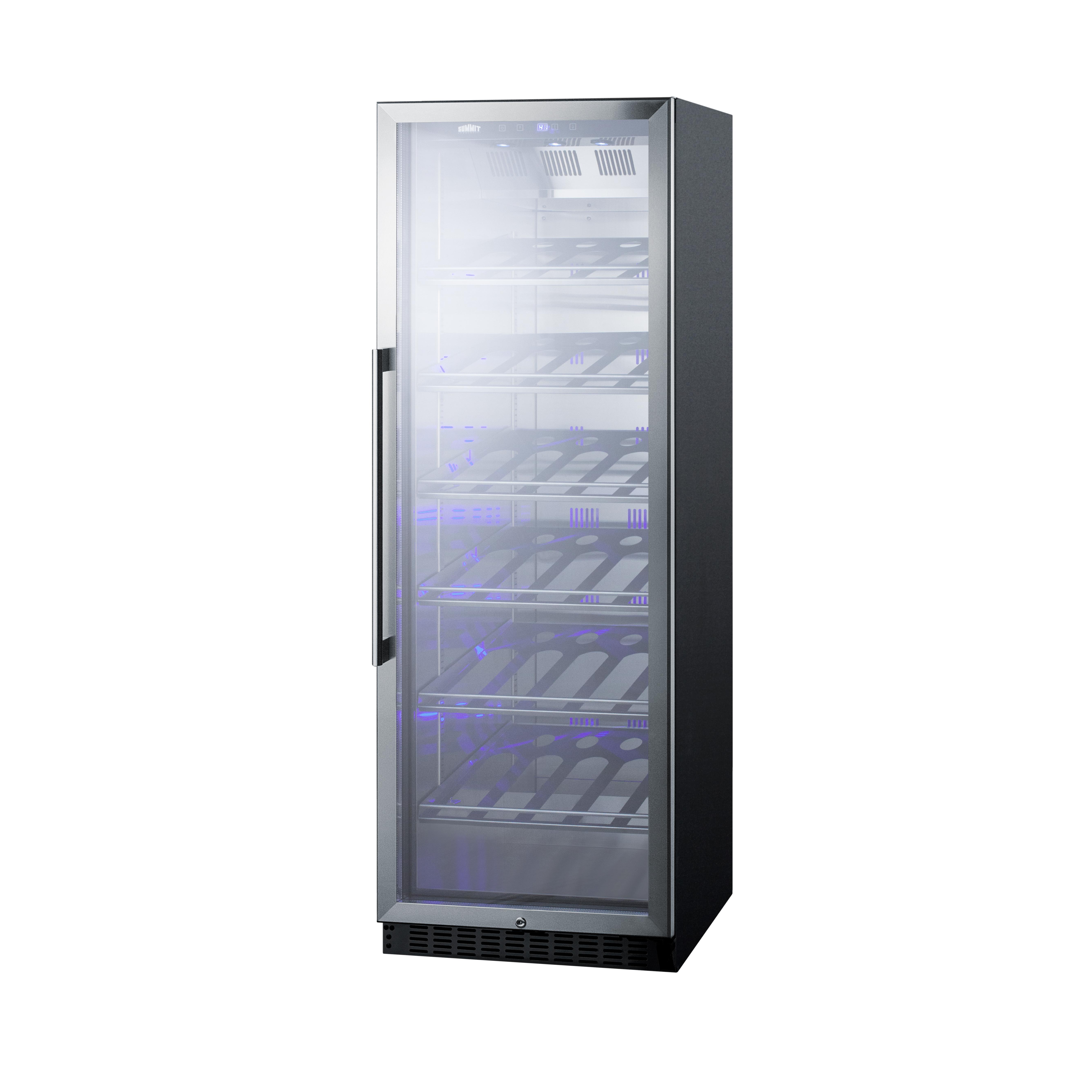 Summit Appliance SCR1401CH wine cellar cabinet