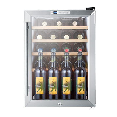 Summit Commercial SCR312LBICSSWC2 wine cellar cabinet