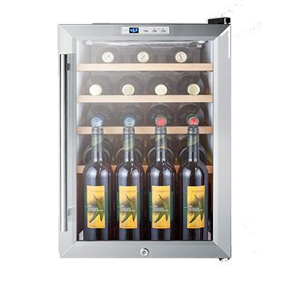 Summit Appliance SCR312LCSSWC2 wine cellar cabinet