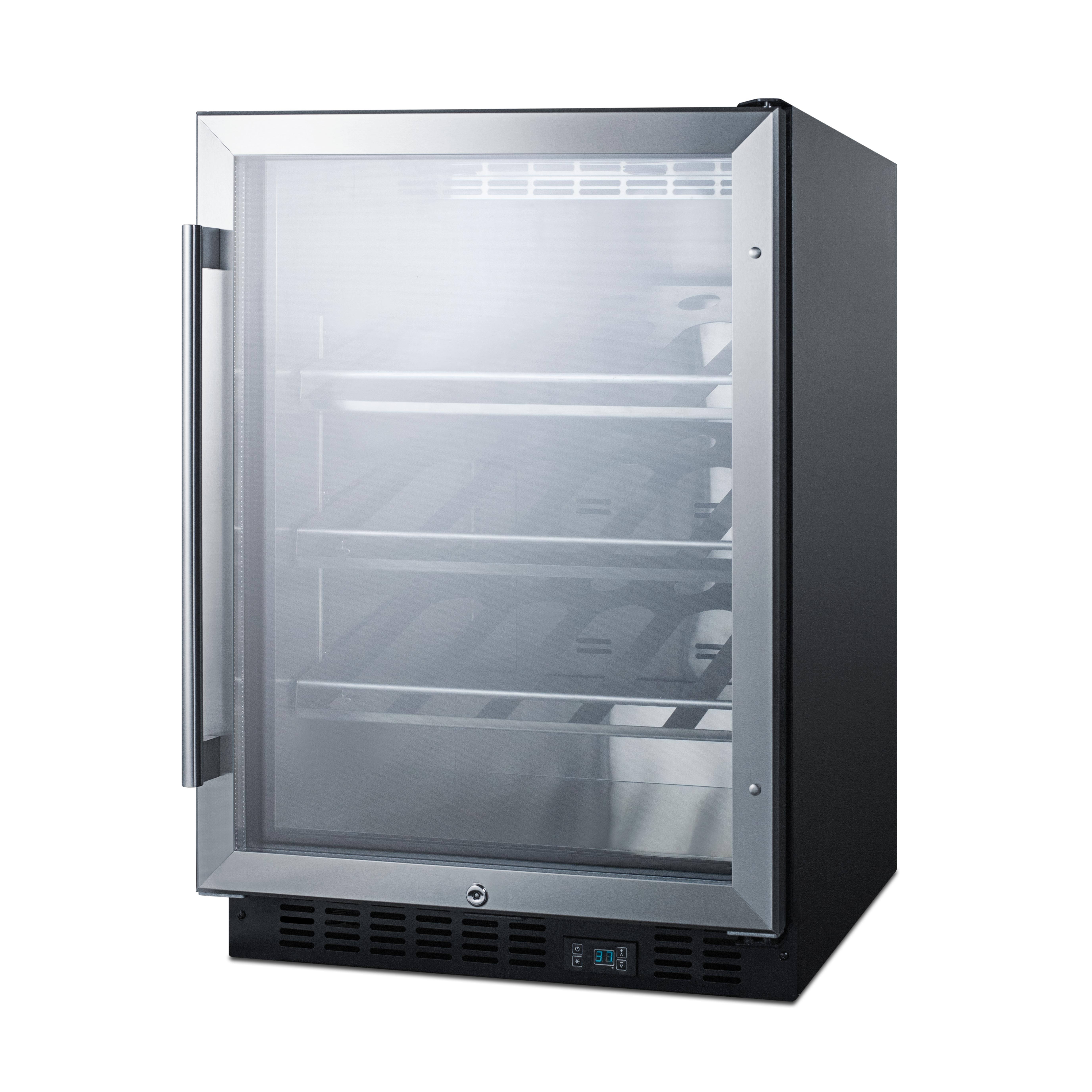Summit Appliance SCR610BLCH wine cellar cabinet