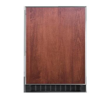 Summit Commercial SPR627OSFR refrigerator, undercounter, reach-in