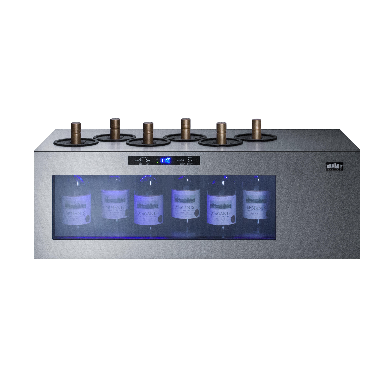 Summit Appliance STC6 refrigerator, merchandiser, countertop