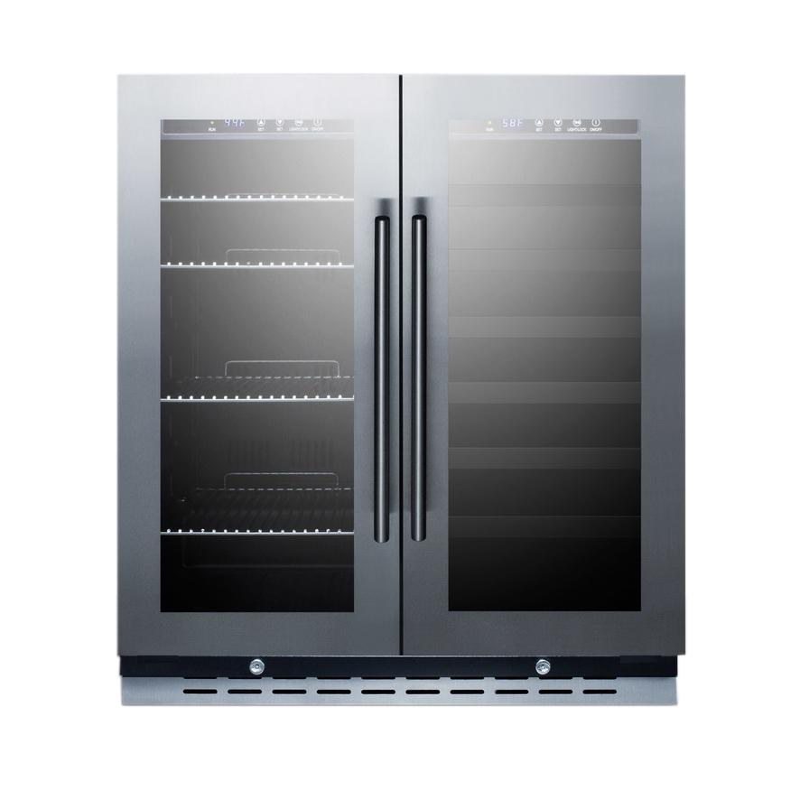 Summit Appliance SWBV3067B wine cellar cabinet