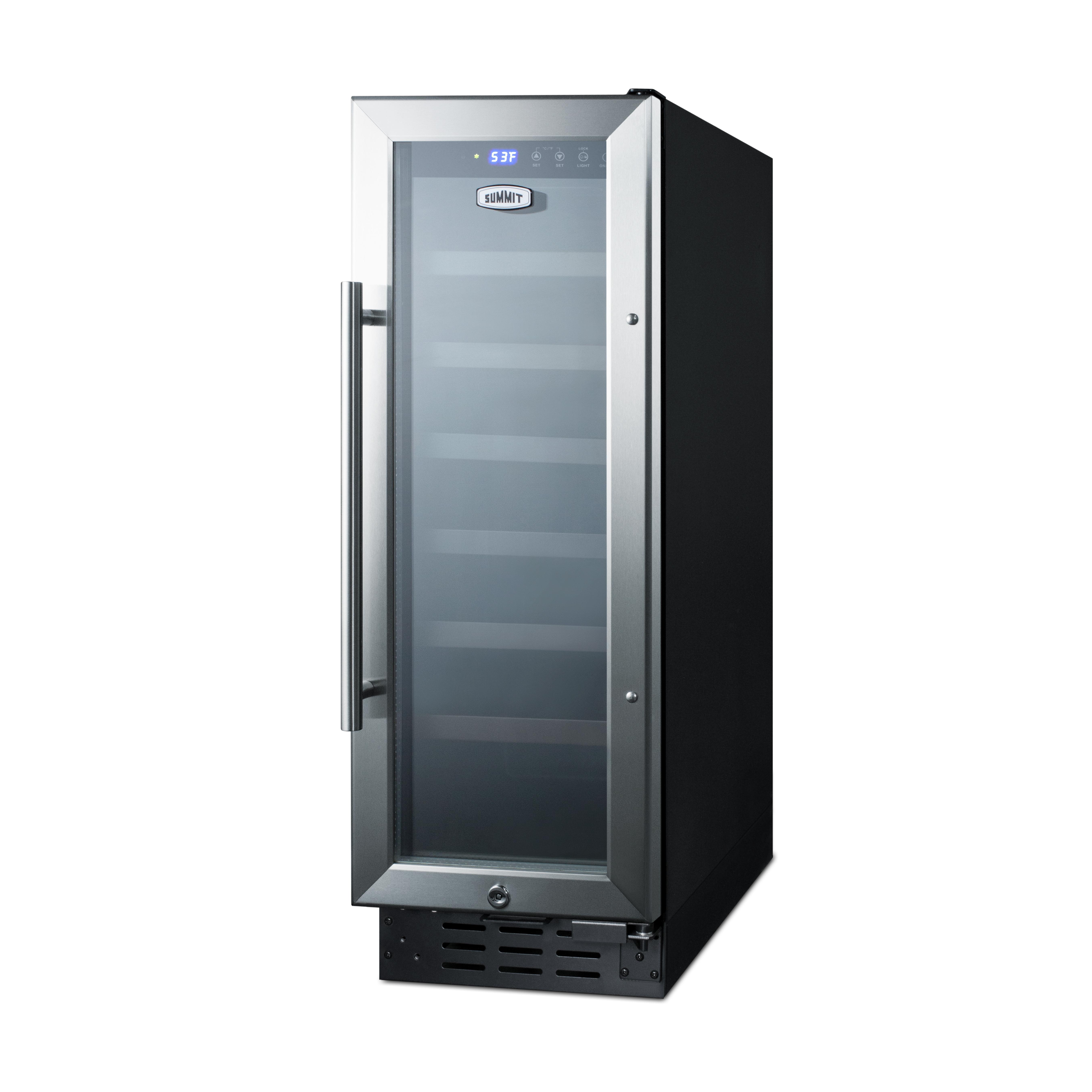 Summit Appliance SWC1224B wine cellar cabinet