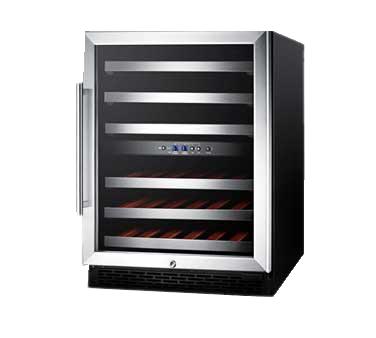 Summit Appliance SWC530BLBIST wine cellar cabinet
