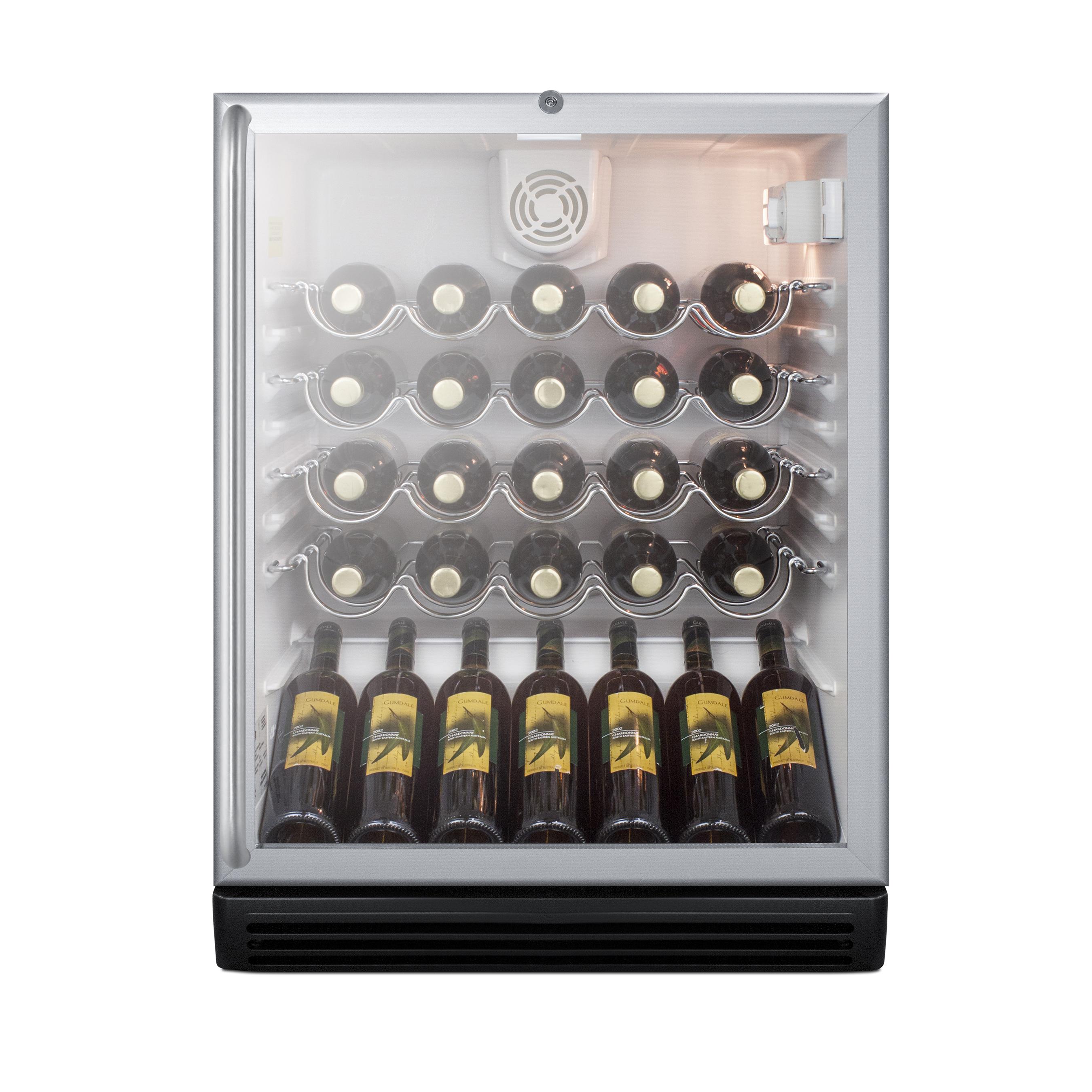 Summit Appliance SWC6GBLBISHADA wine cellar cabinet