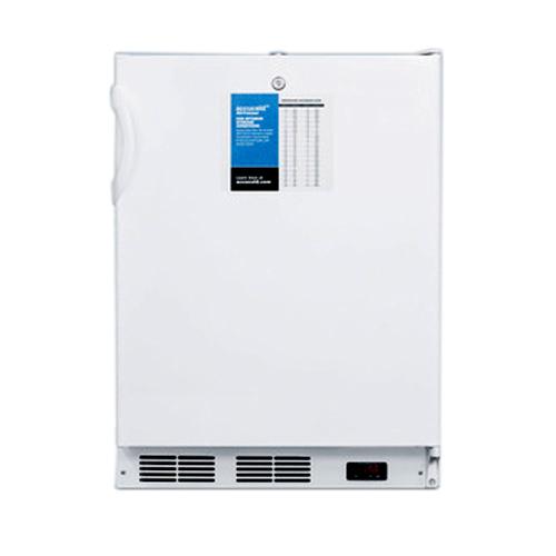 Summit Commercial VT65MLPROADA freezer, undercounter, reach-in