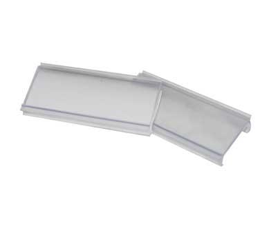 Serv-Ware ABM3 shelving label holder / marker