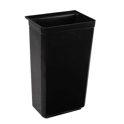 Serv-Ware BC-310T-CWP trash receptacle, for bus cart