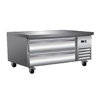Serv-Ware CB48 equipment stand, refrigerated base