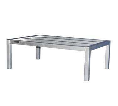 Serv-Ware CWP-DR-244812 dunnage rack, vented