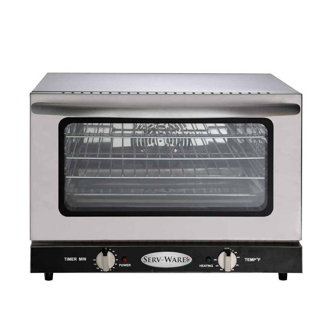 Serv-Ware ECO-47 convection oven, electric