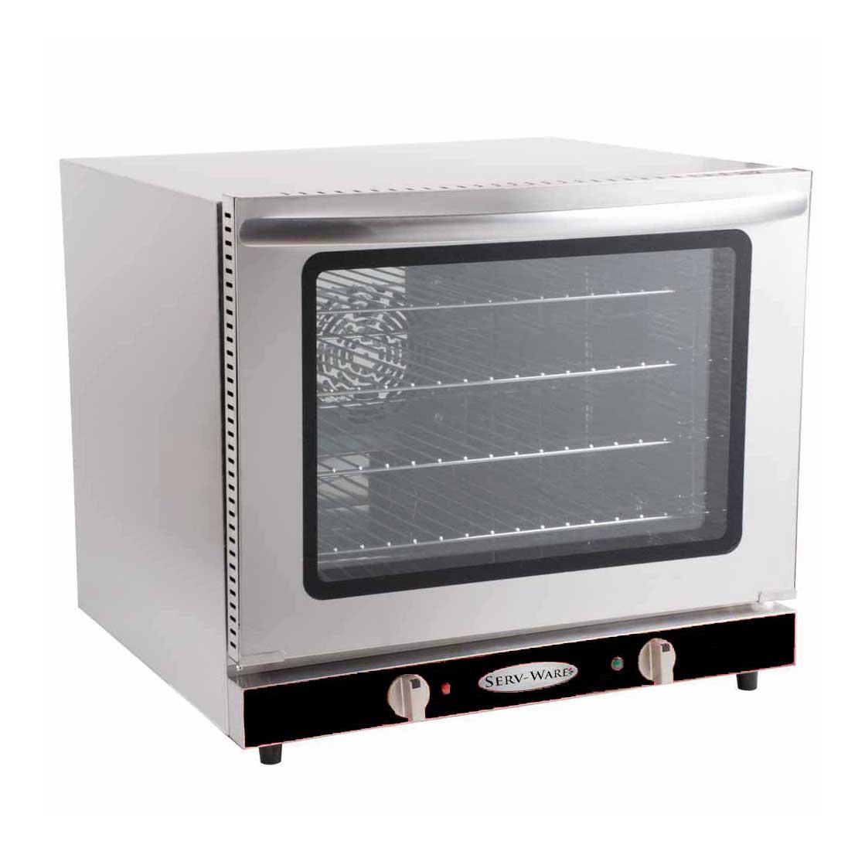 Serv-Ware ECO-66 convection oven, electric