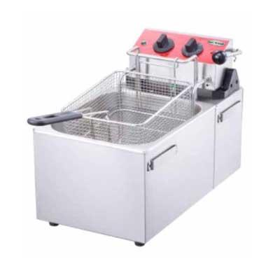 Serv-Ware EF-06L fryer, electric, countertop, full pot