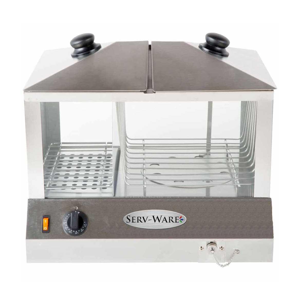 Serv-Ware EHS-01 hot dog steamer