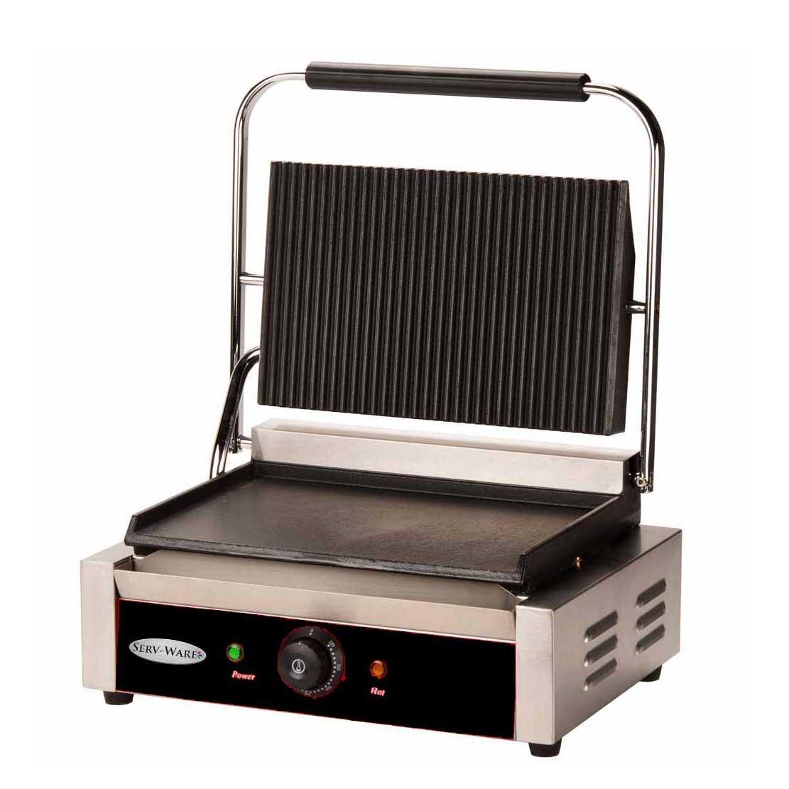 Serv-Ware EPG-100GF sandwich / panini grill