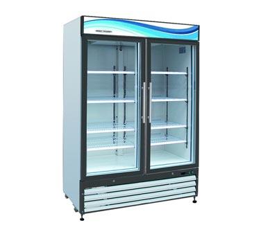 Serv-Ware GF-48 freezer, merchandiser