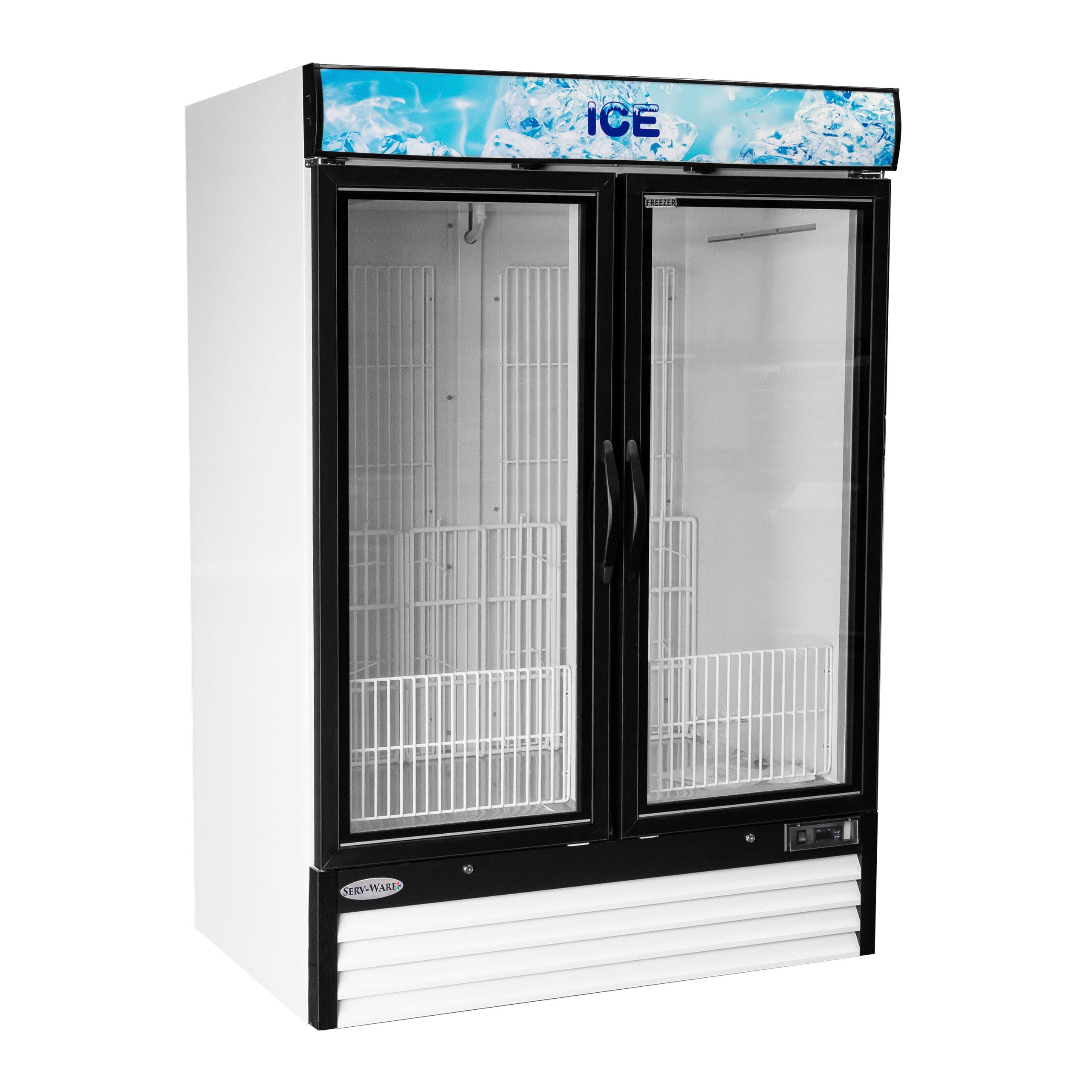 Serv-Ware IB48 ice merchandiser