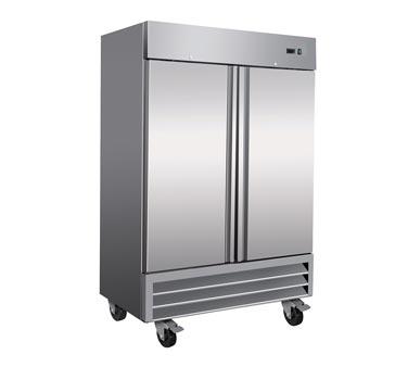 Serv-Ware RF-2 freezer, reach-in