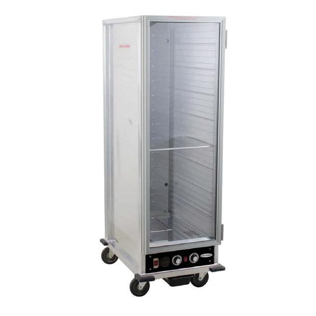 Serv-Ware SC1836HP proofer cabinet, mobile