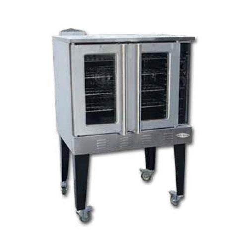 Serv-Ware SGCO-1 convection oven, gas