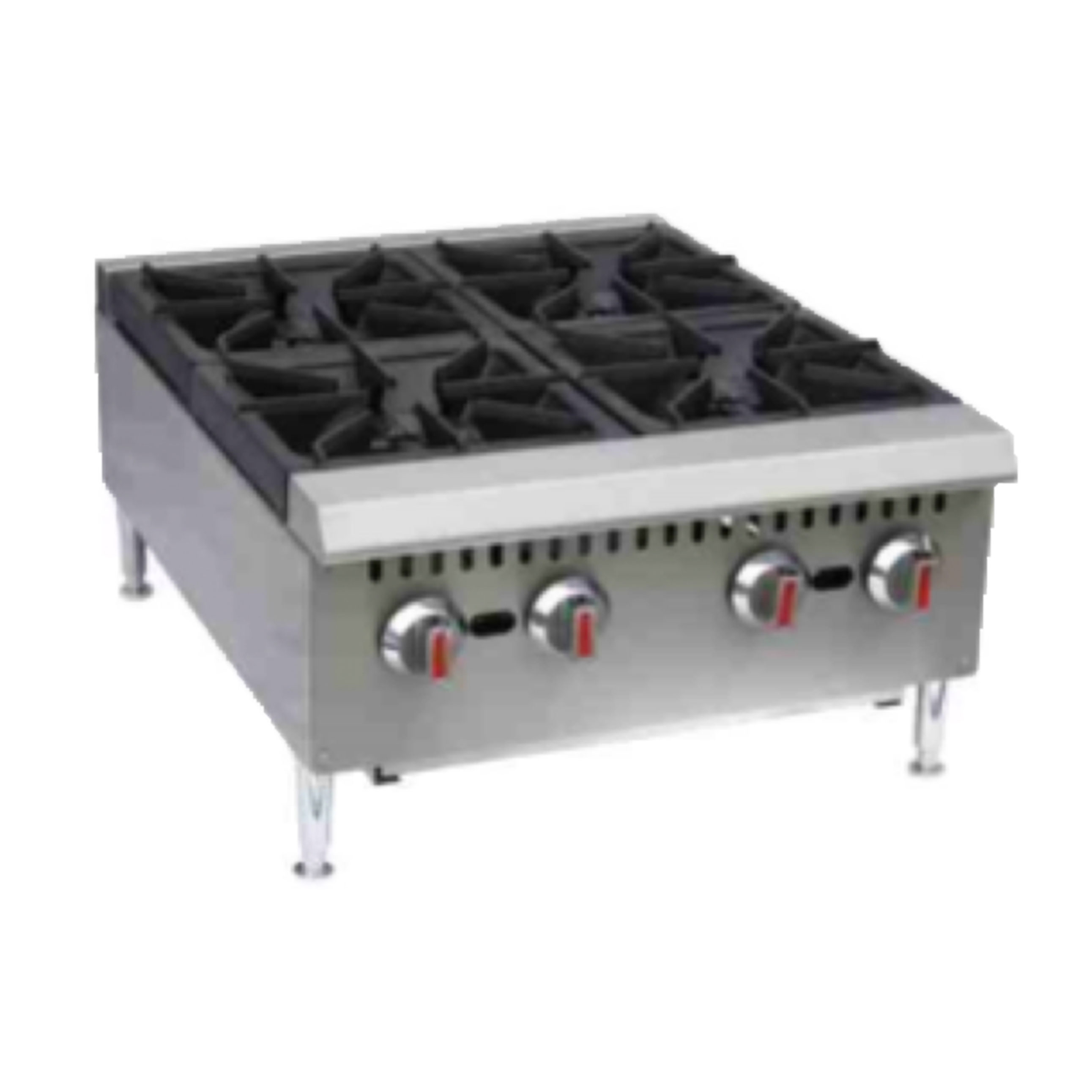 Serv-Ware SHPS-24 hotplate, countertop, gas