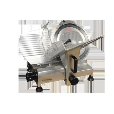 Serv-Ware SLC-12 food slicer, electric