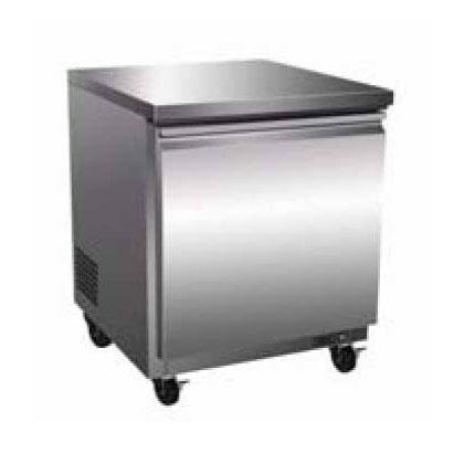 Serv-Ware UCR-26-HC refrigerator, undercounter, reach-in