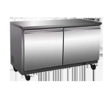Serv-Ware UCR-48-HC refrigerator, undercounter, reach-in