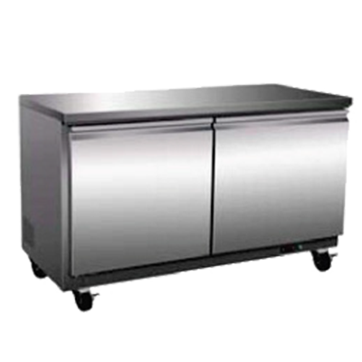 Serv-Ware UCR-60-HC refrigerator, undercounter, reach-in
