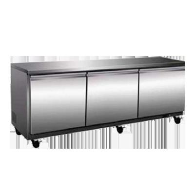 Serv-Ware UCR-72-HC refrigerator, undercounter, reach-in