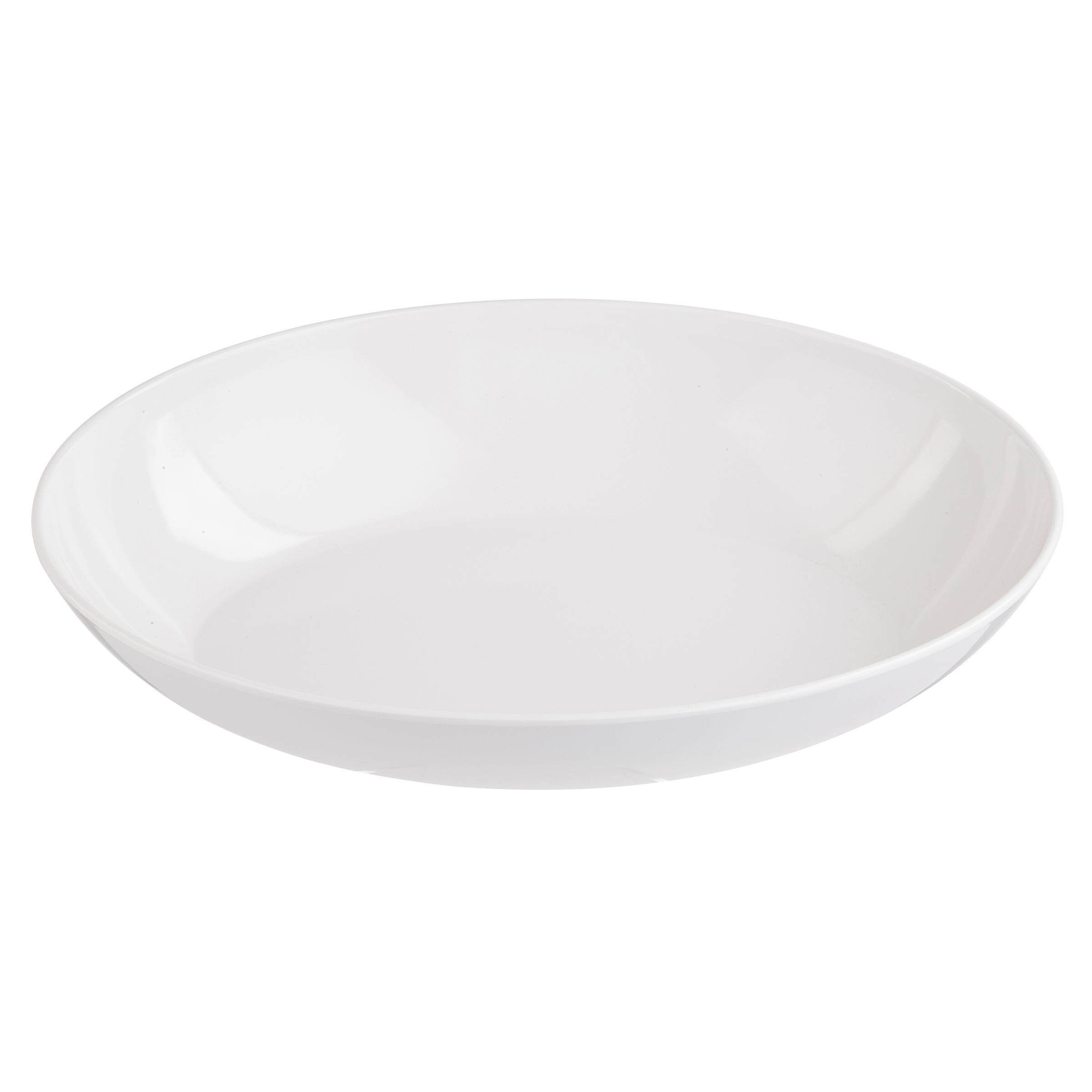 TableCraft Products 1025102 bowl, plastic,  3 - 4 qt (96 - 159 oz)