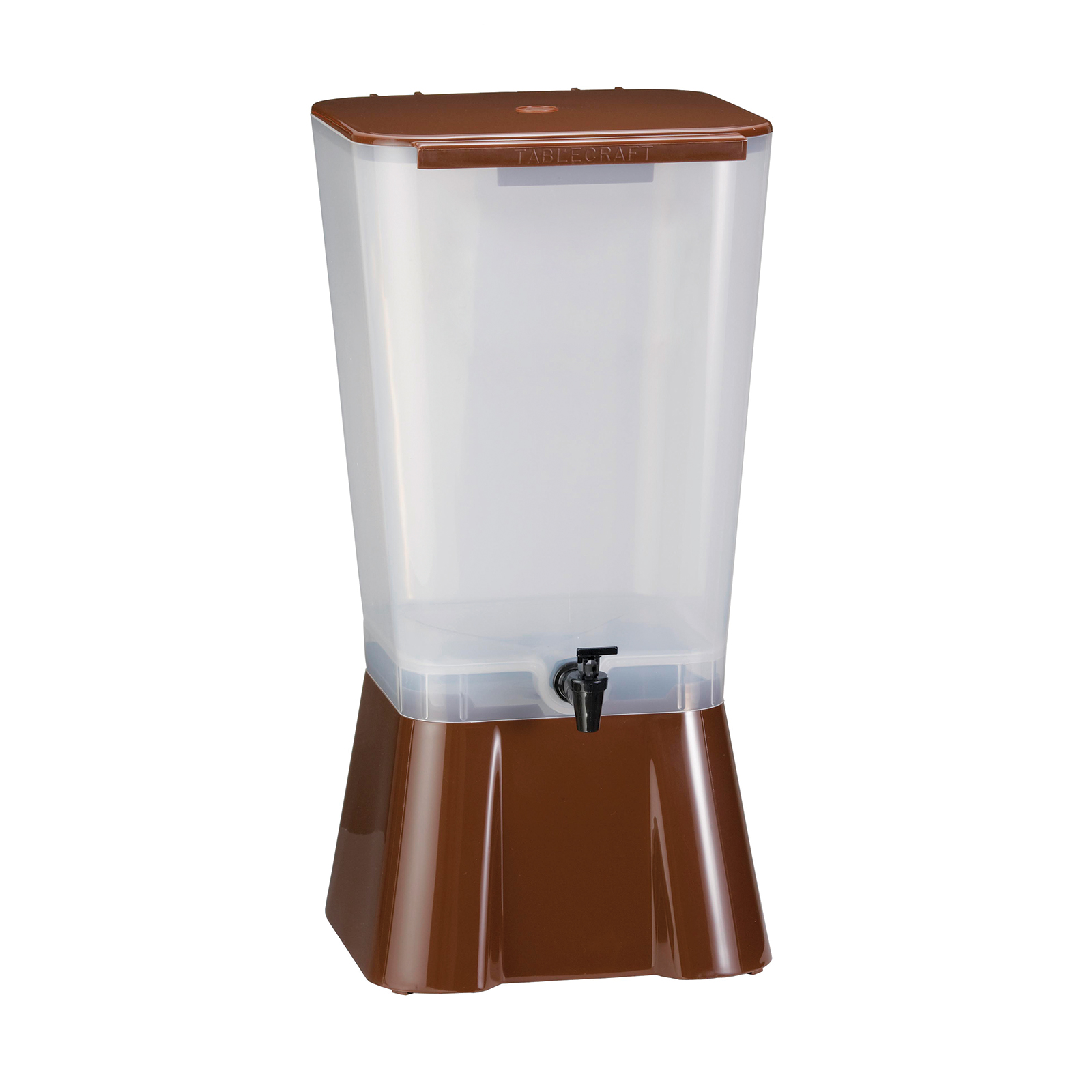 TableCraft Products 1054 beverage dispenser, non-insulated