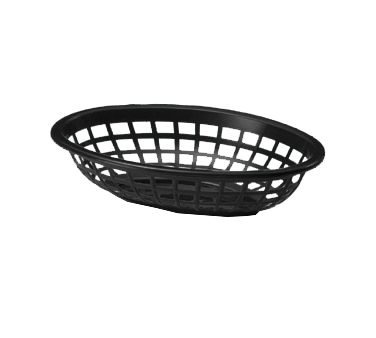 TableCraft Products 1071BK basket, fast food