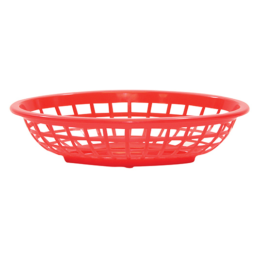 TableCraft Products 1071R basket, fast food