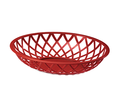 TableCraft Products 1072R basket, fast food