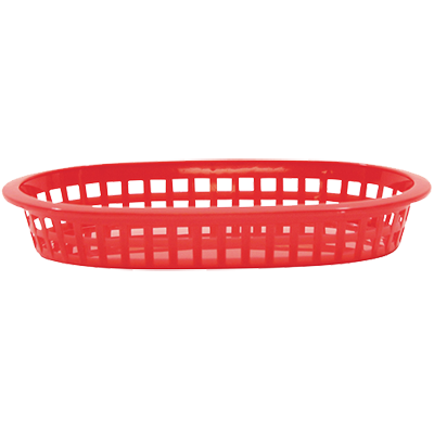 TableCraft Products 1073R basket, fast food