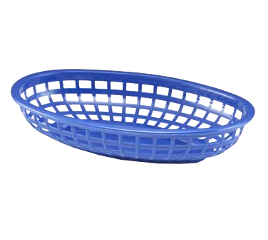 TableCraft Products 1074BL basket, fast food