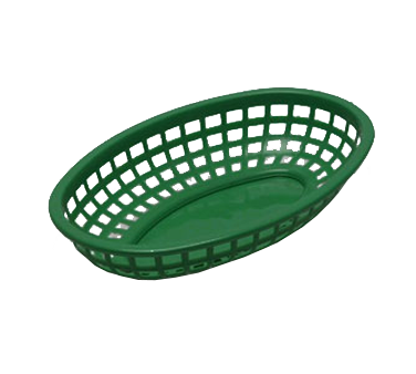 3101-15 TableCraft Products 1074FG basket, fast food